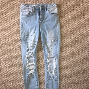 Denim - Light Denim Jeans